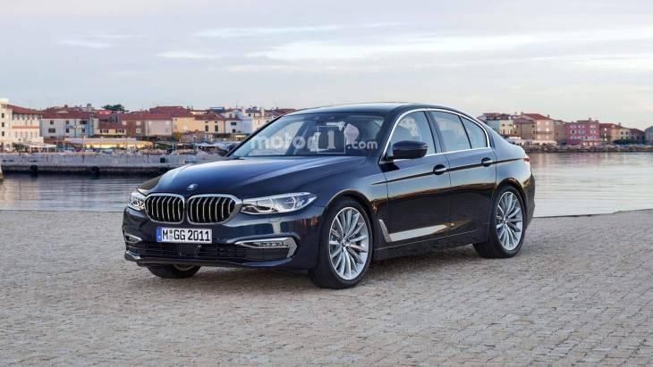 BMW 3-Series нового покоління: перші зображення