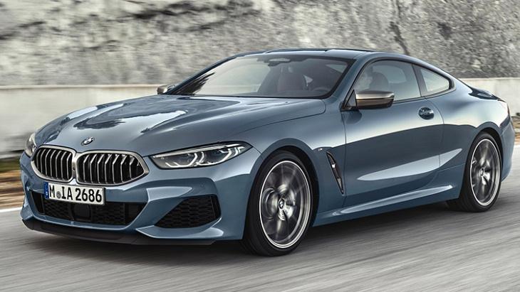 BMW показала нове флагманське купе 8-Series