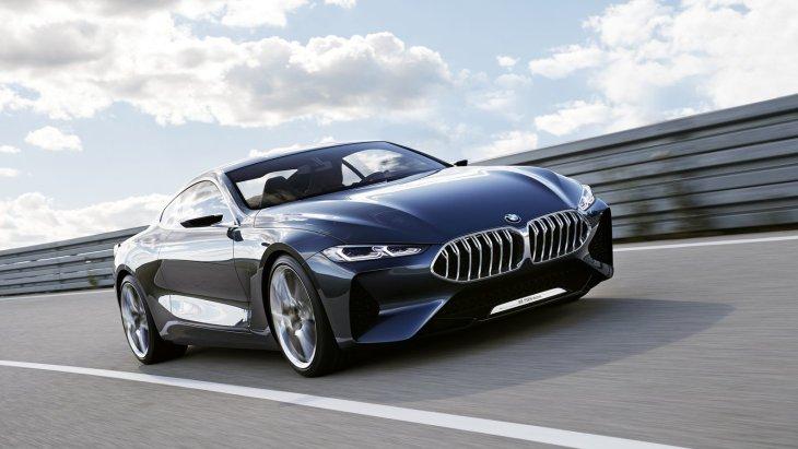 BMW 8-Series остання інформація