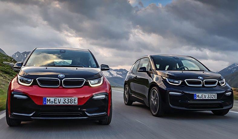 BMW збільшить запас ходу електркара i3 в 2018 році