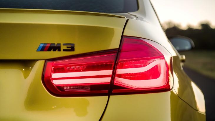 Новий BMW M3: повний привід і 500 кінських сил