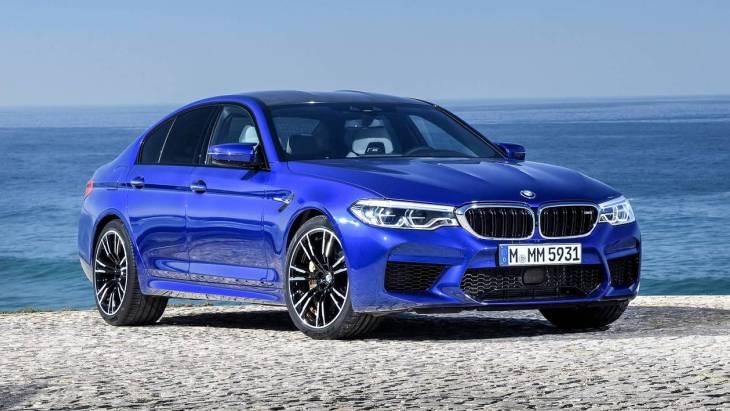 BMW M5 стане