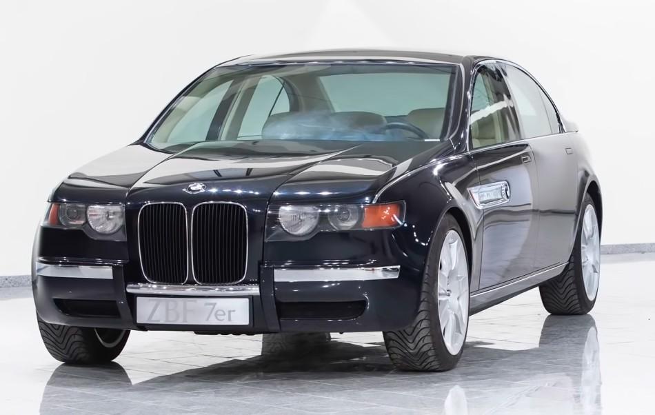BMW показала на відео концепт з 90-х з величезними «ніздрями» (+ВІДЕО)