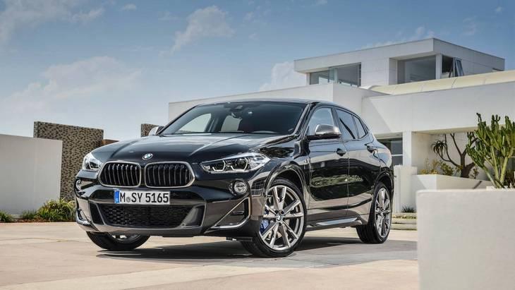 BMW показала розкішний кросовер X2 M35i