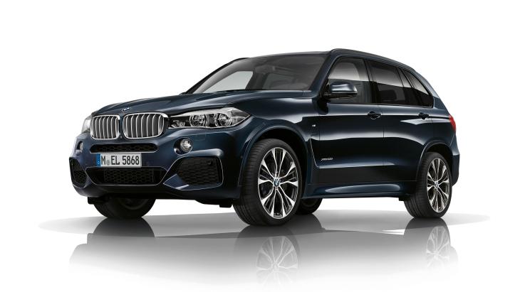 BMW X5 та BMW X6: нові версії кросоверів