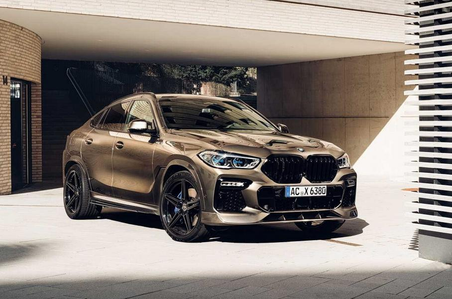 BMW X6 став ще