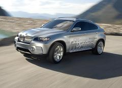 BMW ActiveHybrid X6. Мінус - лише ціна