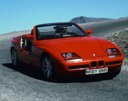 Рудстерам BMW - 75 років