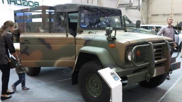 Новий український позашляховик
