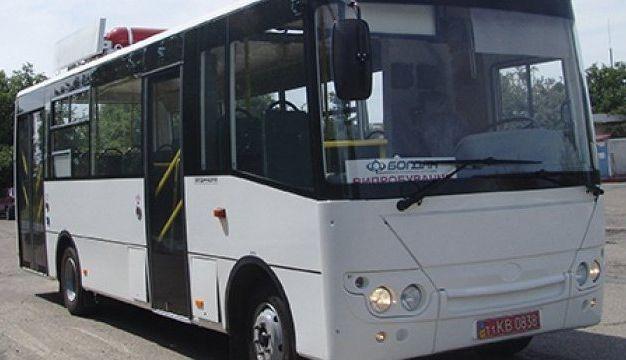 В Україні автобуси обладнають пасами безпеки