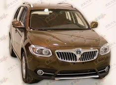 Brilliance A3 SUV - китайська копія BMW X1