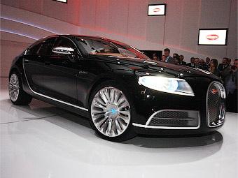 Марка Bugatti представила найшвидший і найдорожчий седан в світі
