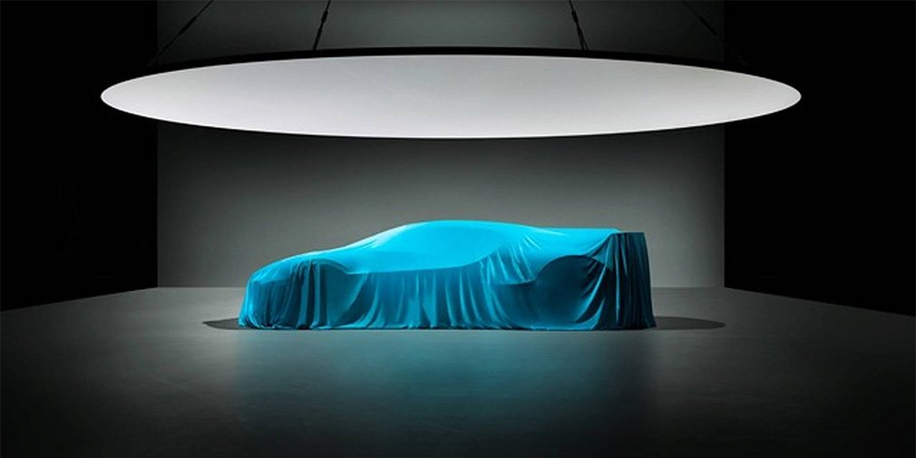Bugatti показала гіперкар за 5 мільйонів євро