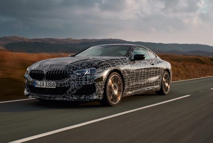 Купе BMW M850i xDrive дебютувало на офіційному відео