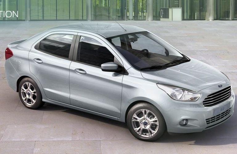 Cедан Ford Ka: стартували продажі
