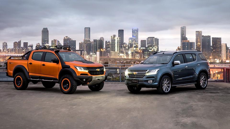 Chevrolet змінює дві