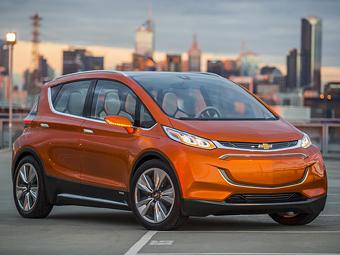 Chevrolet готує дешевий електромобіль