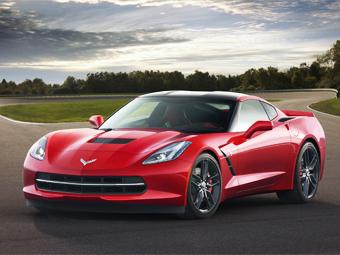 Перший примірник нового Chevrolet Corvette продадуть на аукціоні