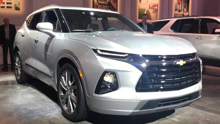 Chevrolet показала кроссовер нового покоління