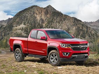 Chevrolet презентувала новий пікап