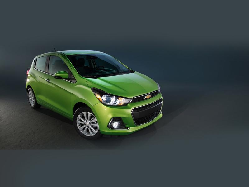 Chevrolet розказала про свій новий хетчбек
