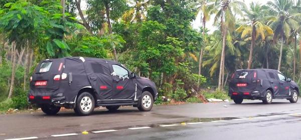 Новий позашляховик Chevrolet проходить тестування