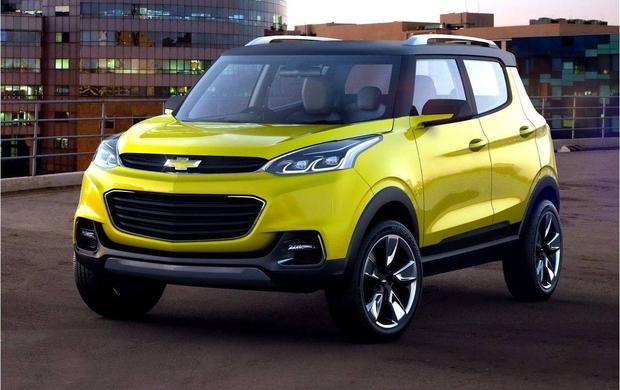 Chevrolet випустить SUV за 10 000 доларів