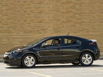 GM випробовує гібрид Chevrolet Volt