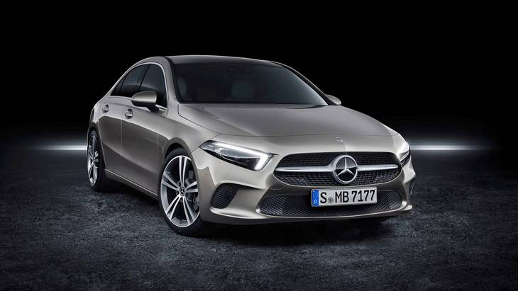 Відомі європейські ціни нового A-Class від Mercedes-Benz