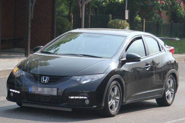 "Honda готує ""запальний"" Civic Type-R"