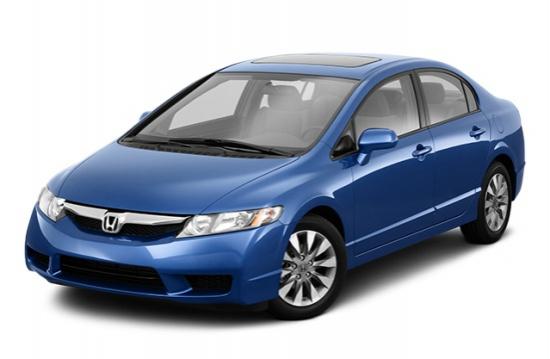 Honda терміново розпродає Civic