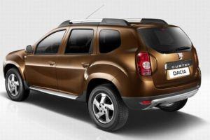 Dacia Duster - новий кросовер