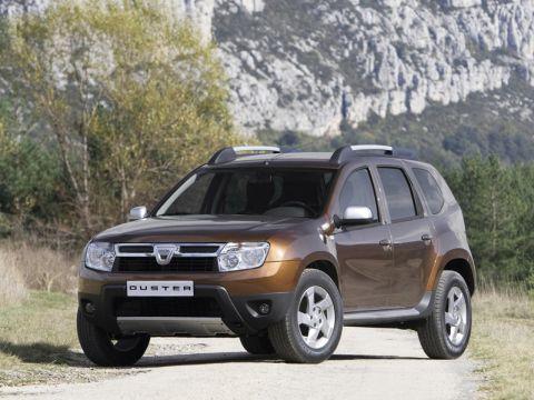 Розрекламований Dacia Duster провалив тест (ВІДЕО)