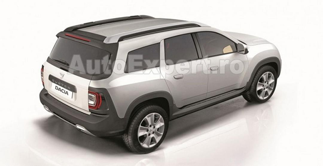 Новий Dacia Duster: перша інформація