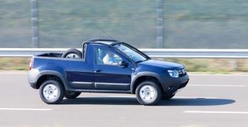 Пікап Dacia Duster вже готовий
