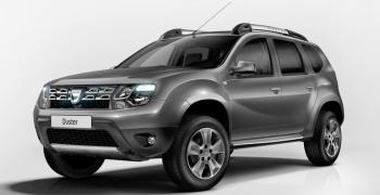 Dacia Duster трішки оновився