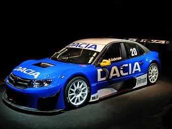 Dacia Logan отримала 400-сильний мотор