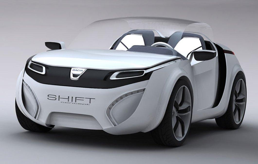 Dacia може почати випуск бюджетних електромобілів