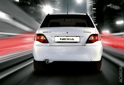 Daewoo Nexia 2016: перша інформація