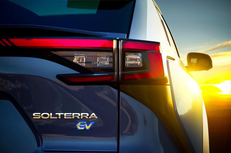 Subaru показала на відео свій перший електричний кросовер Solterra