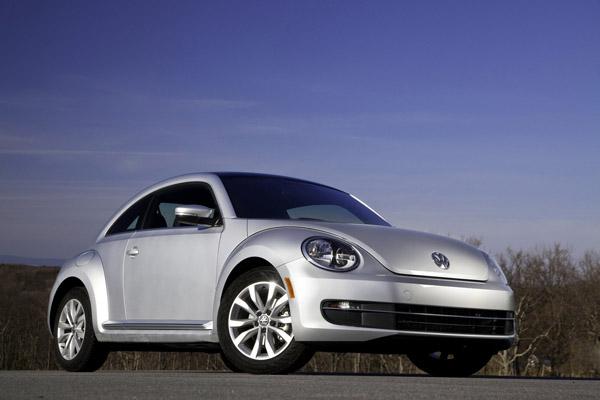 Дизельний Volkswagen Beetle з'явиться в США