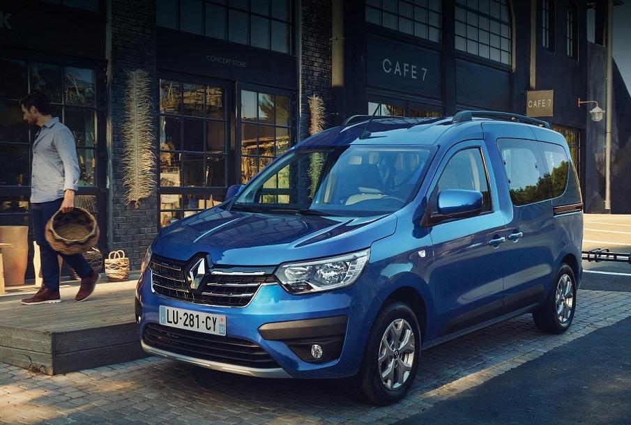 Renault Express 2021: перетворення бюджетника Dacia Dokker