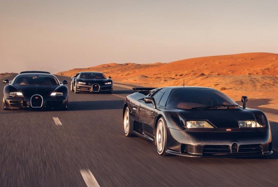 Bugatti: яка доля найпреміальнішої автомобільної марки?