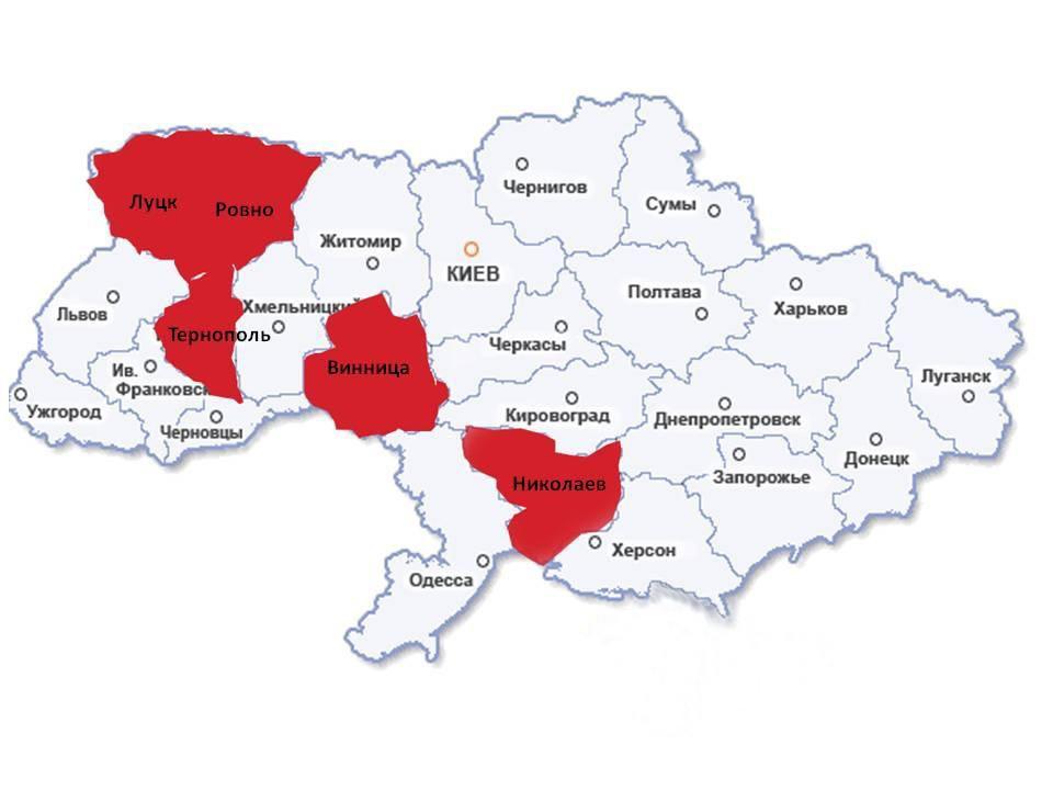 Небезпечні місця для українських водіїв: остання інформація