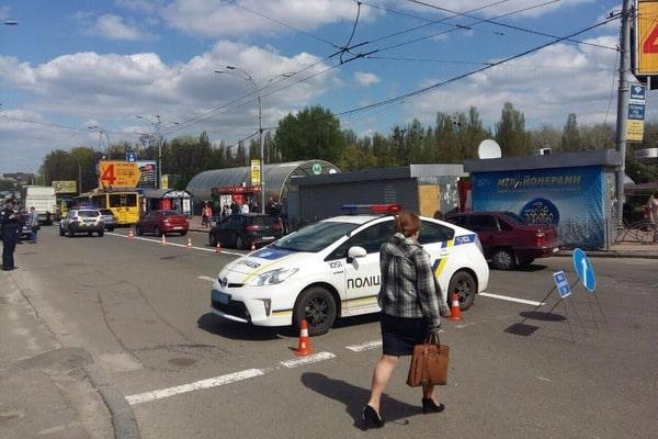Резонансна ДТП в Києві: поліцейські порушили правила і переїхали жінку