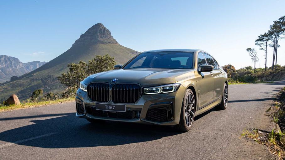 Стали відомими характеристики електричної BMW 7-Series