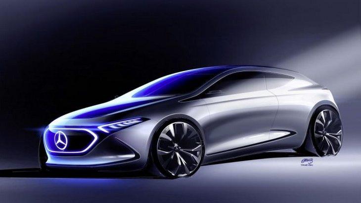 Mercedes побудує електрокар EQE для боротьби з Tesla Model S
