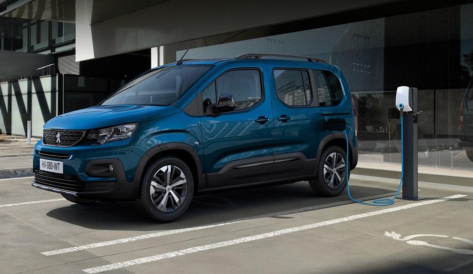 Peugeot e-Rifter: дебют нового