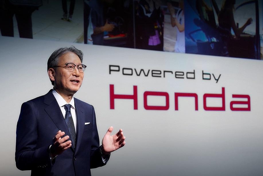 Honda призначила повну електрифікацію своїх автомобілів