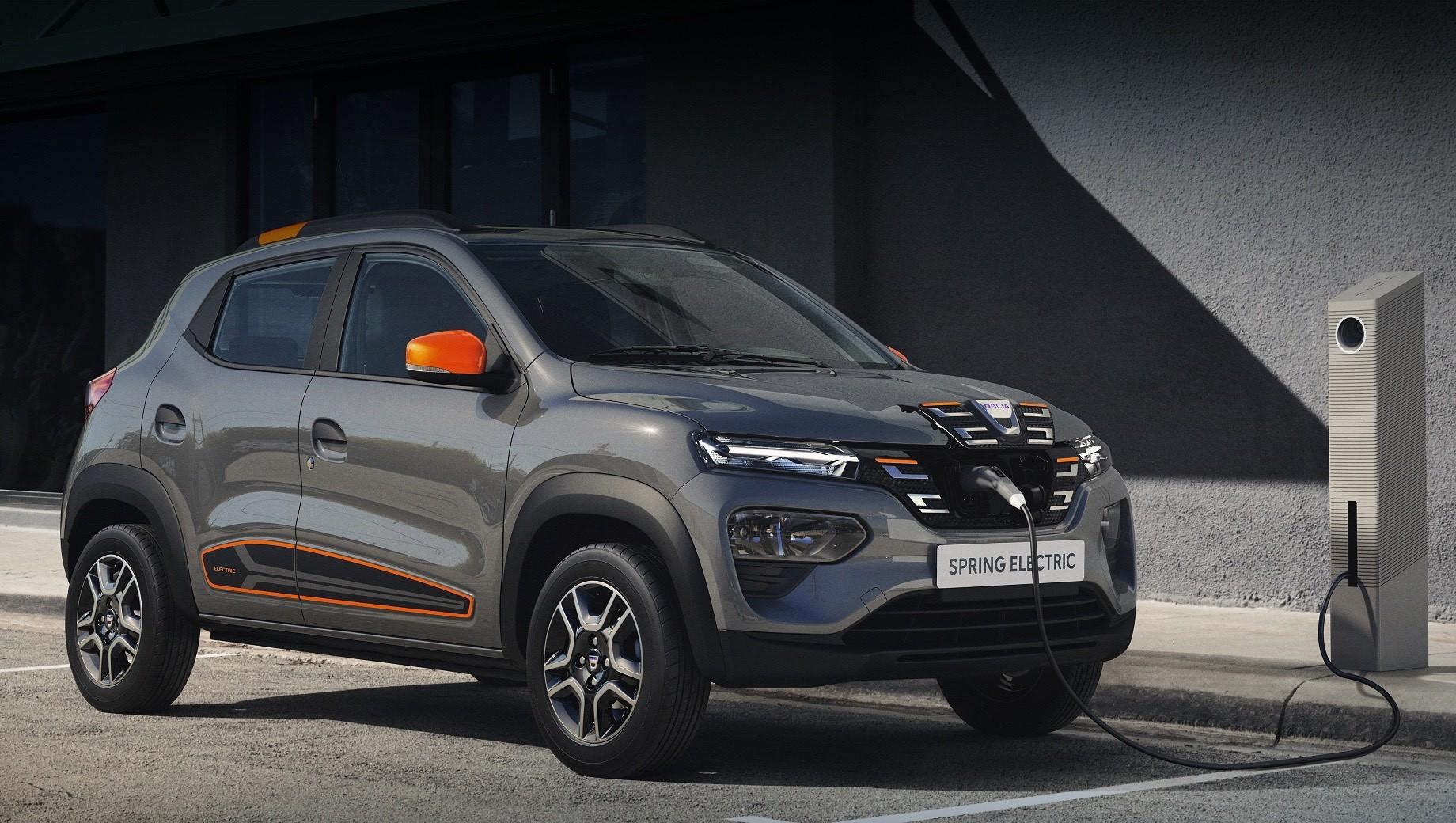 Бюджетний електрокар Dacia Spring виходить на ринок